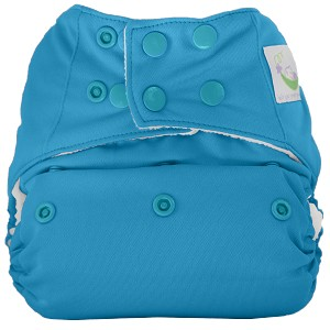 Sweet Pea Pocket Diaper (SOLID)